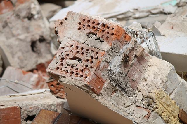 demolition control precinct