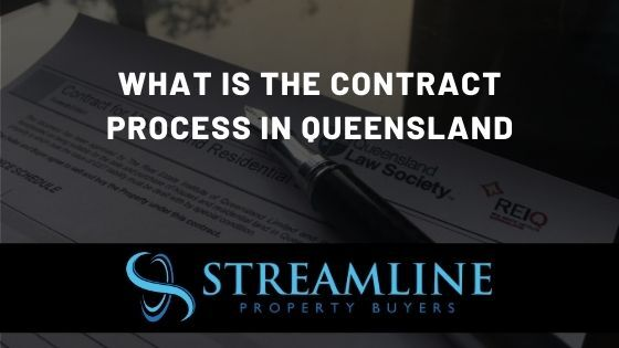 What is the Contract Process in Queensland?
