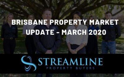 Brisbane Property Market Update March 2020