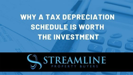 Why a Tax Depreciation Schedule is Beneficial