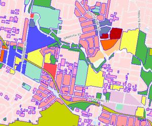 Zones in Brisbane