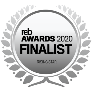 REB Awards 2020 Rising Star