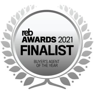 Award Finalist REB Women in Real Estate Awards 2021