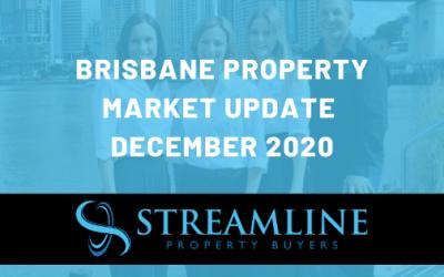 Brisbane Property Market Update December 2020