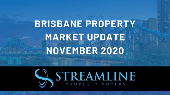 Brisbane Property Market Update November 2020