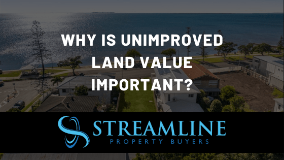 Why is unimproved land value important