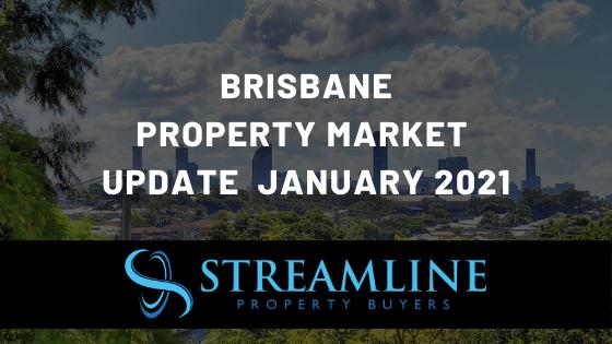 Brisbane Property Market Update January 2021