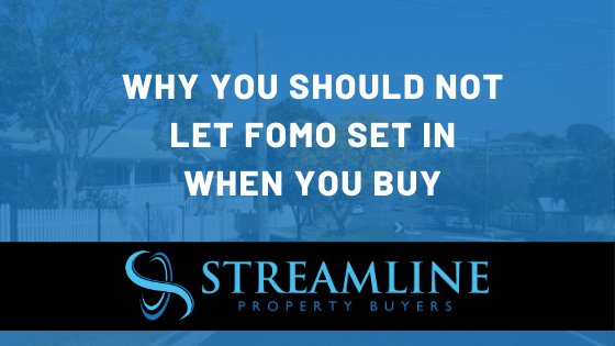 Why you should NOT let FOMO set in when you BUY