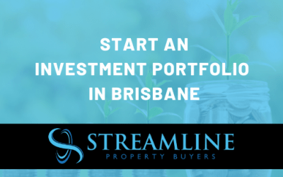 Start an investment portfolio in Brisbane and how the current market conditions could help you